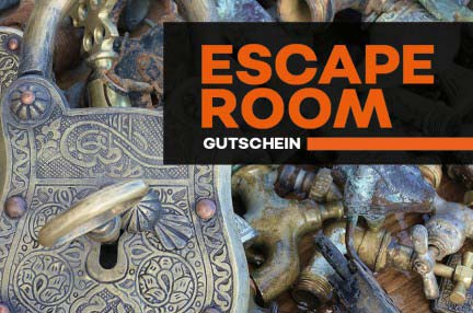 Gutschein Escape-Room